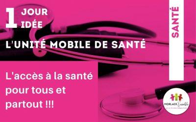 L'unité mobile de santé