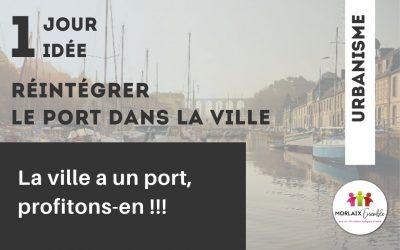 Réintégrer le port dans la ville