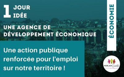 Une agence de développement économique