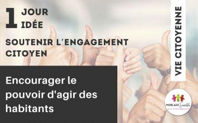 Soutenir l'engagement citoyen